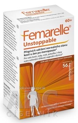 Femarelle Unstoppable 60+ cps 1x56 ks