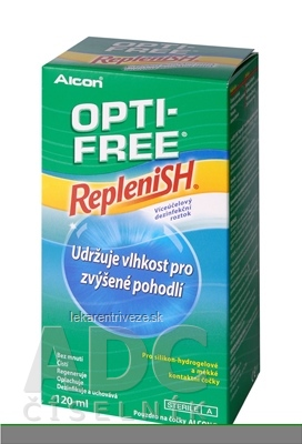 OPTI-FREE REPLENISH 1x120 ml