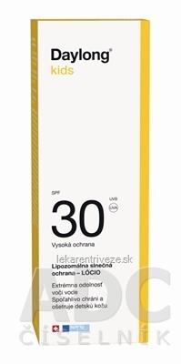 Daylong kids SPF 30 lócio (mlieko na opaľovanie) 1x200 ml