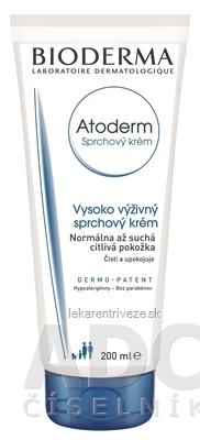 BIODERMA Atoderm Sprchový krém 1x200 ml