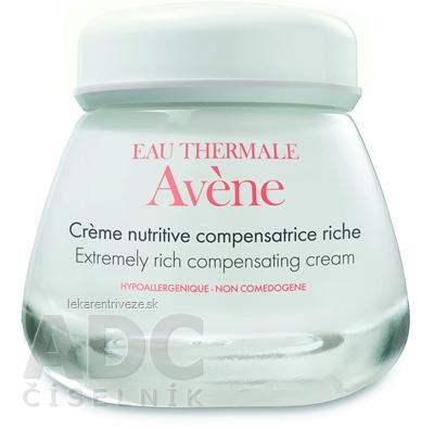 AVENE CREME NUTRITIVE COMPENSATRICE RICHE extra výživný kompenzačný krém 1x50 ml