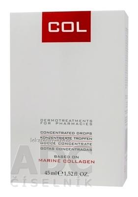 VITAL PLUS ACTIVE COL (koncentrované kvapky s morským kolagénom) 1x45 ml