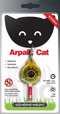 Arpalit Cat elektronický repelent 1x1 ks