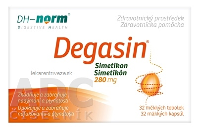 Degasin 280 mg cps 1x32 ks