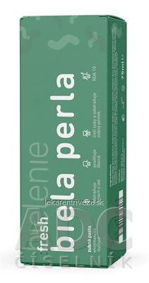 Biela perla Fresh zubná pasta 1x75 ml