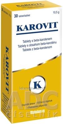 Vitabalans KAROVIT tbl 1x30 ks