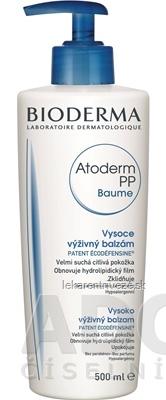 BIODERMA Atoderm PP Baume 1x500 ml