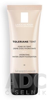LA ROCHE-POSAY TOLERIANE Hydratačný Make-up 01 (M5895100) 1x30 ml