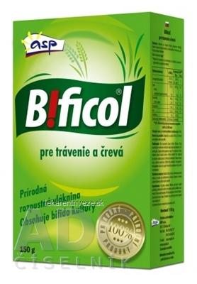 asp BIFICOL rozpustná vláknina 1x150 g
