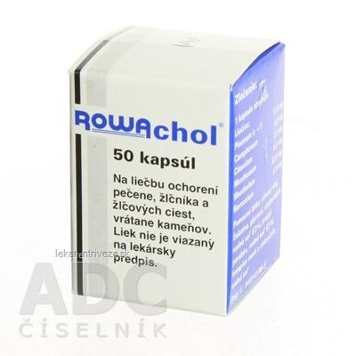 ROWACHOL cps mol (liek.plast) 1x50 ks