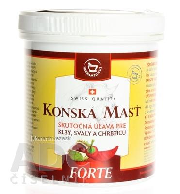 KONSKÁ MASŤ FORTE HREJIVÁ 1x500 ml