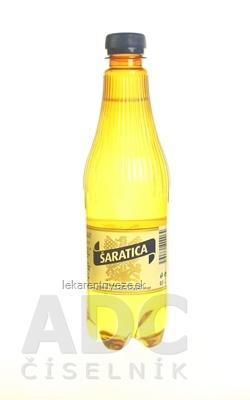 ŠARATICA - prírodná liečivá horká voda 1x500 ml