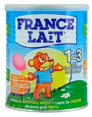 FRANCE LAIT 3 mliečna výživa (1-3 roky) 1x400 g