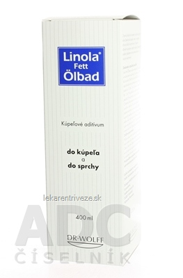 Linola Fett Őlbad add bal 1x400 ml
