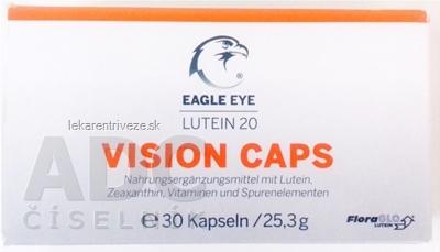 EAGLE EYE LUTEIN 20 VISION CAPS cps 1x30 ks