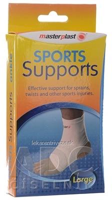 masterplast Bandáž na členok (Sports Supports - ankle - Large) 1x1 ks