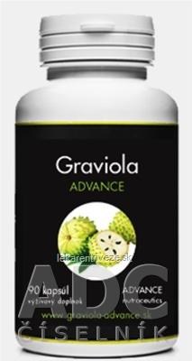 ADVANCE Graviola cps 1x90 ks