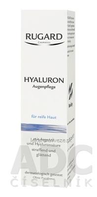 RUGARD HYALURON očný krém 1x15 ml