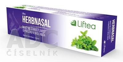 LIFTEA HERBNASAL masť na starostlivosť o pokožku v okolí nosa 1x10 g