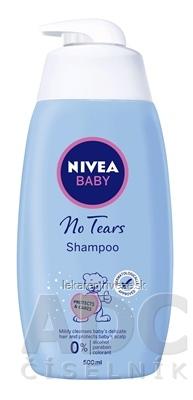 NIVEA BABY Extra jemný šampón 1x500 ml