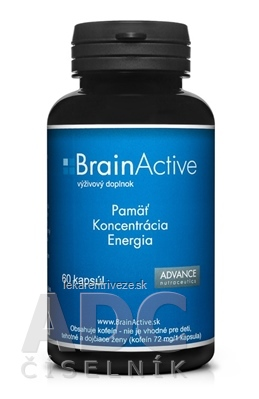 ADVANCE BrainActive cps 1x60 ks