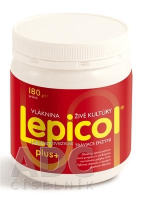 LEPICOL PLUS+ prášok 1x180 g