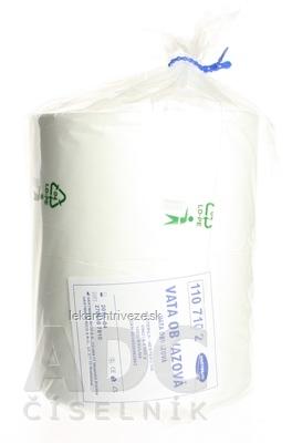 VATA OBVÄZOVÁ vinutá, nesterilná, bavlna 1x1000 g