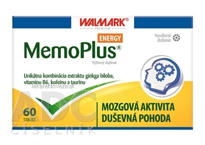 WALMARK MemoPlus ENERGY cps 1x60 ks