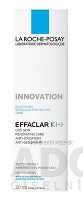 LA ROCHE-POSAY EFFACLAR K (+) INNOVATION krém na akné (M0364100) 1x30 ml
