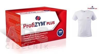 ProfiZYM Plus + darček cps 180 ks + Tričko zadarmo, 1x1 set