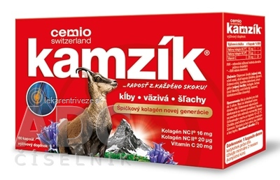 Cemio Kamzík (inov.2020) cps 1x60 ks