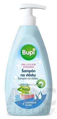 Bupi BABY Šampón na vlásky s lanolínom 1x500 ml