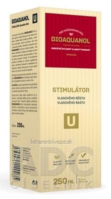 BIOAQUANOL U stimulátor vlasového rastu 1x250 ml