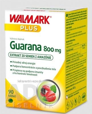 WALMARK Guarana 800 mg tbl 1x90 ks