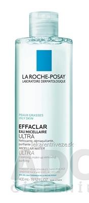 LA ROCHE-POSAY EFFACLAR MICELLAR ULTRA čistiaca voda (M2862404) 1x400 ml
