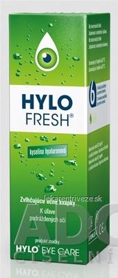 HYLO FRESH zvlhčujúce očné kvapky 1x10 ml