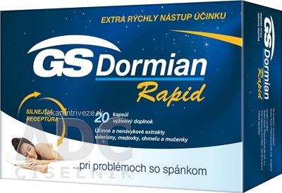 GS Dormian Rapid cps 1x20 ks
