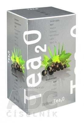 Biogena Tea2O Čierna ríbezla & Acai ovocno-bylinná zmes 20x2,5 g (50 g)