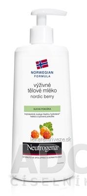 NEUTROGENA NR Výživné telové mlieko Nordic Berry 1x250 ml