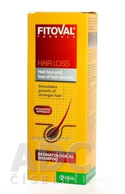 FITOVAL HAIR LOSS šampón proti vypadávaniu vlasov 1x200 ml