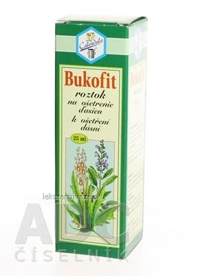 Calendula Bukofit roztok 1x25 ml