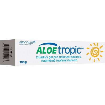 ALOEtropic hydratačný a regeneračný gél (pre každodennú starostlivosť)
