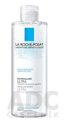 LA ROCHE-POSAY Eau Micellaire sensibles 400ml