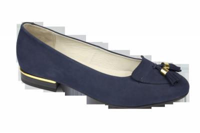 Scholl - Goldy (Navy Blue) Velk.40