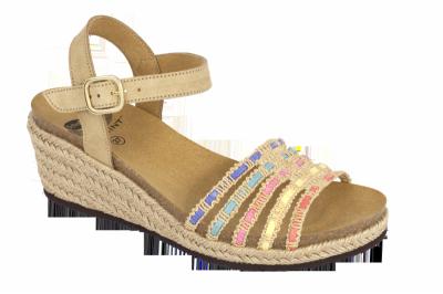 Scholl - Lodoletta (Sand-Multicolour) Velk.39