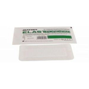 BATIST ELASTPORE+PAD sterilné krytie 10 cm x 10 cm, náplasť s vankúšikom (1320113504) 1x50 ks