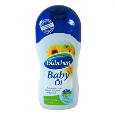 BUBCHEN BABY OLEJ 200ML