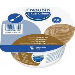 Fresubin 2 kcal Crème príchuť kapučíno (2 kcal/g), sol 24x125 g