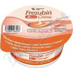Fresubin 2 kcal Crème príchuť lesná jahoda (2 kcal/g), sol 24x125 g