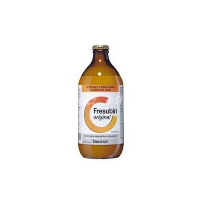 FRESUBIN ORIGINAL FIBRE, príchuť neutrálna 1x500 ml